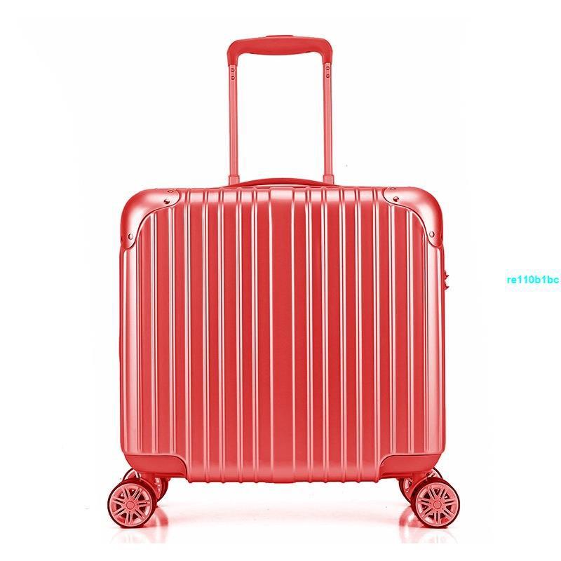 2021新款萬向輪超輕旅行箱 行李箱 電腦商務拉杆箱 pc登主機殼 迷你商務旅行箱 短途行李箱 1
