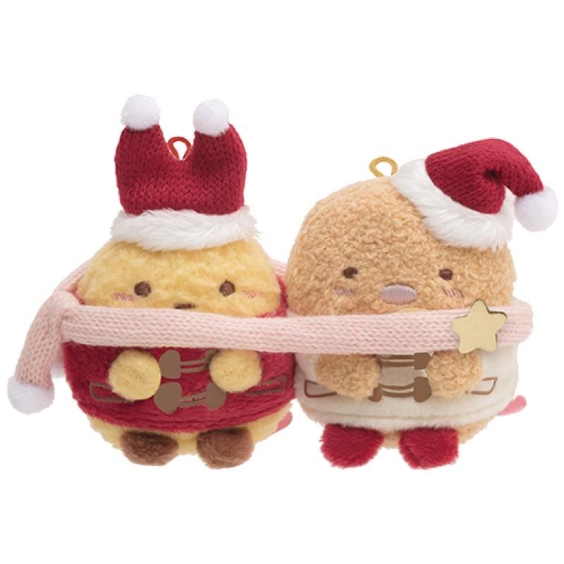 角落生物 角落小夥伴 聖誕節系列 絕版 沙包