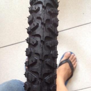 (便宜輪胎王)全新台製26X1.75腳踏車外胎 高雄市