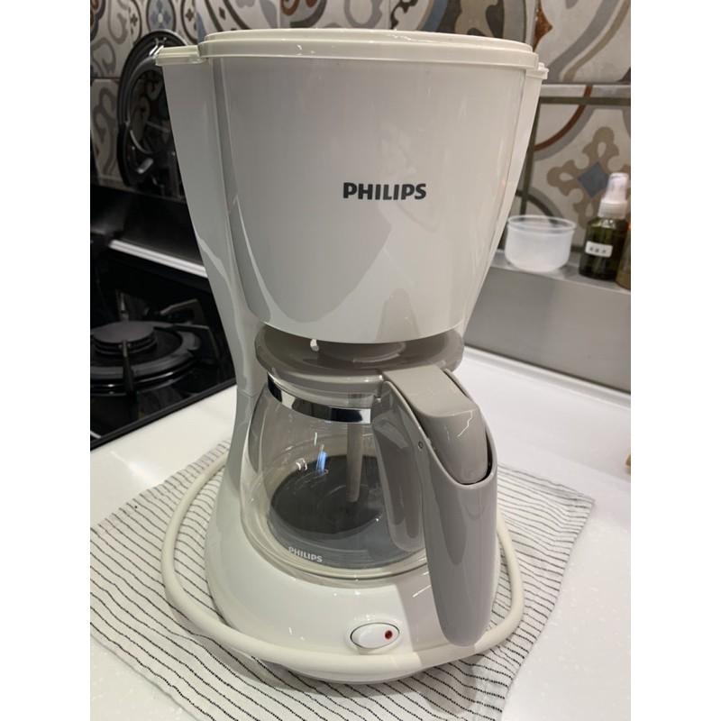 二手咖啡機 PHILIPS飛利浦 Daily滴漏式咖啡機 HD7447