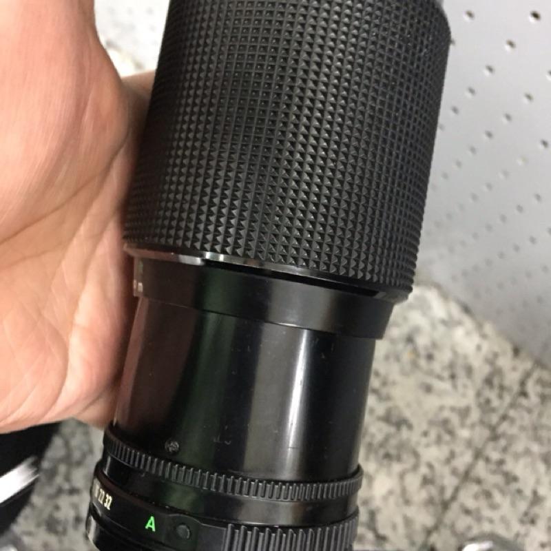 鏡頭 canon 70 210mm f4 fd