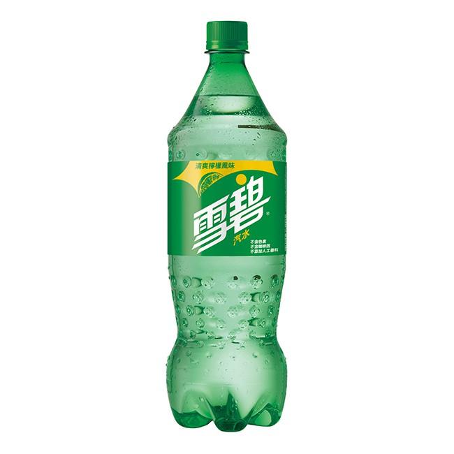 雪碧汽水 1250ml/瓶  【大潤發】