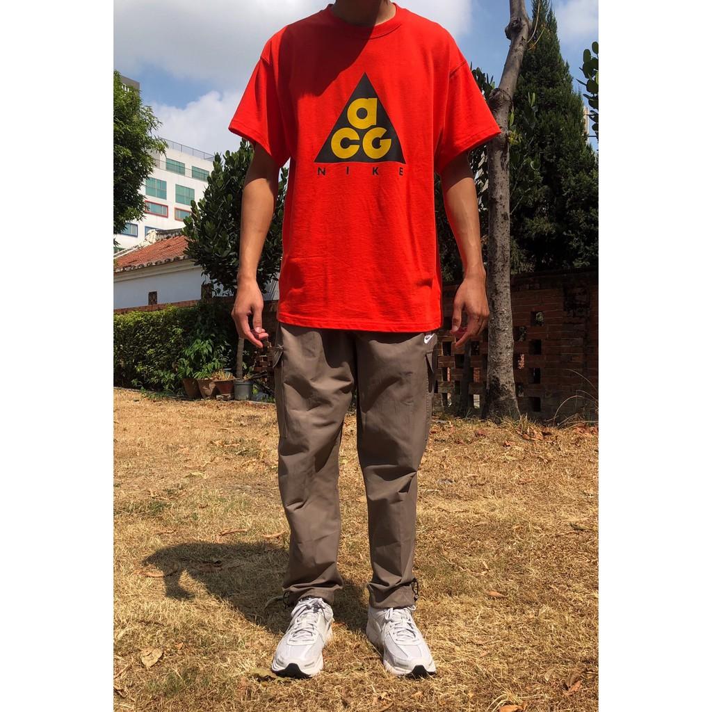 【G CORNER】Nike NSW Woven Pants運動長褲 休閒 工裝 男 CU4326-010黑 081卡其