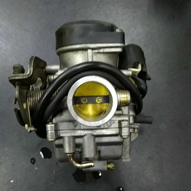 三陽RV150光陽雷霆150化油器CVK26二手正廠部品