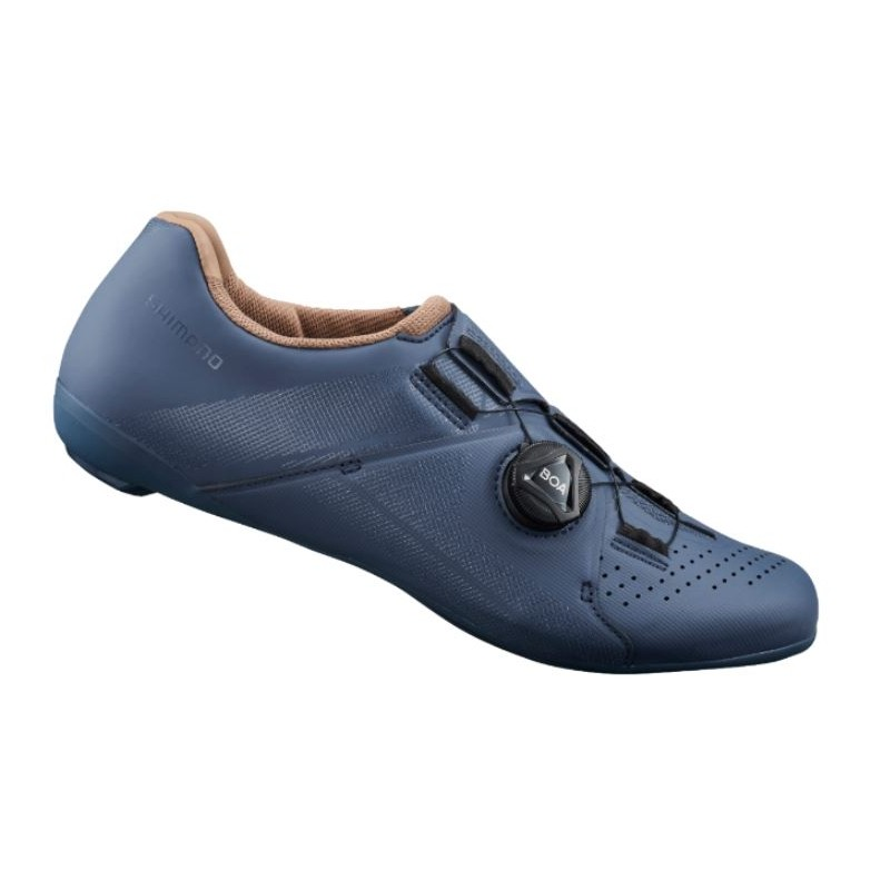 SHIMANO RC3 女性基本款公路車卡鞋(湛藍)【7號公園自行車】