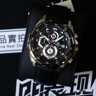 CASIO賽車碼錶卡西歐EDIFICE紅牛F1車隊風格EFR-539L-1A手錶男 cbny
