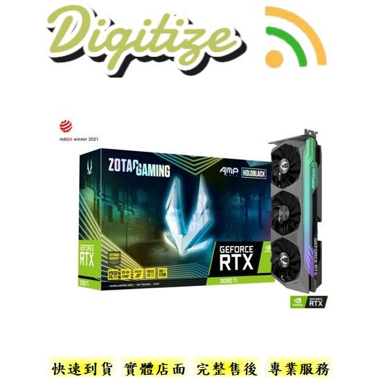 索泰 ZOTAC GAMING GeForce RTX 3080 Ti AMP Holo ZT-A30810F-10P