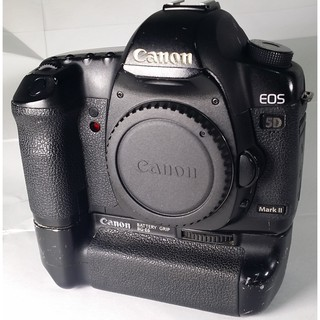 Canon EOS 5D2 全幅機 公司貨 含原廠電池手把【CB091】 嘉義縣