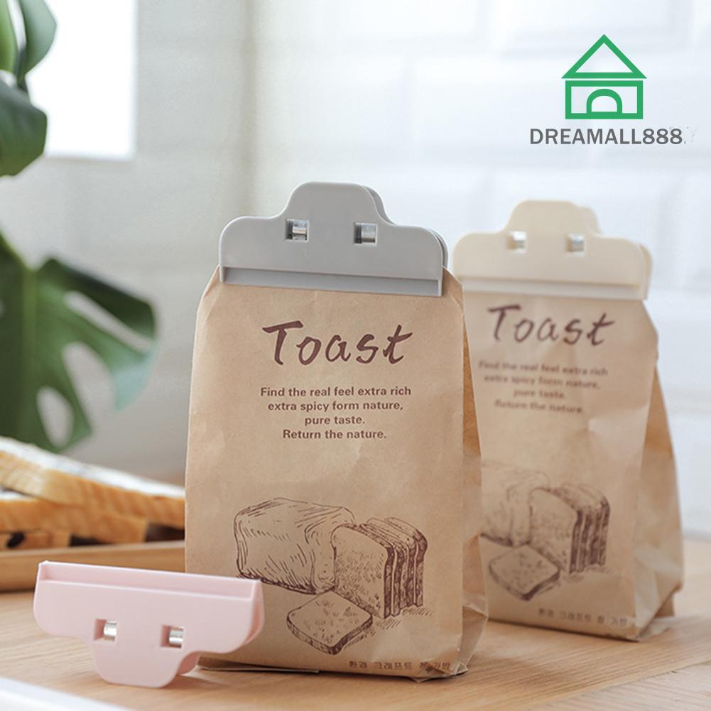 - 塑料密封夾廚房食品零食密封夾保鮮封口器廚房工具
