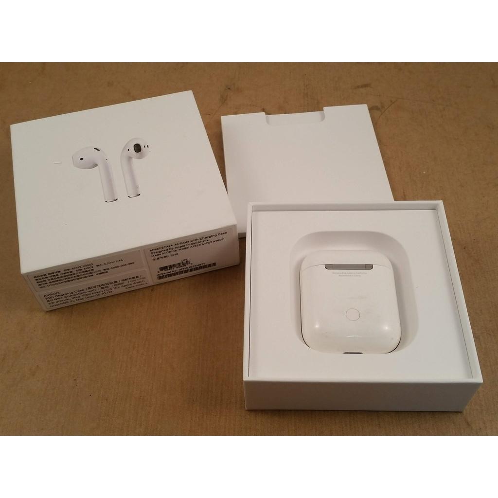 二手 原廠 Apple AirPods 一代 A1722, A1523, A1602