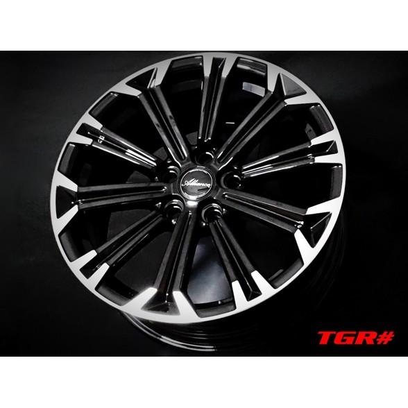 【凱達輪胎鋁圈館】TOYOTA ALTIS GR SPORT 旋壓輕量化 原廠直上 17吋5H100 正台灣製AURIS