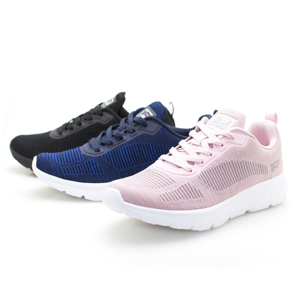 【G.P】女款輕巧休閒織布鞋P5886W-黑色/藍色/粉色(SIZE:36-40 共三色)