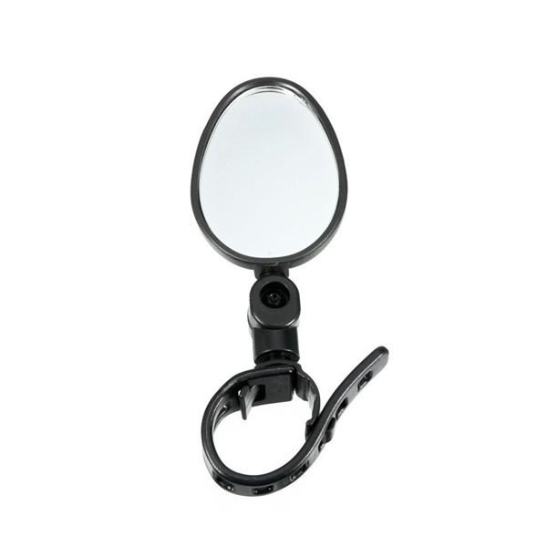 8415 單車後照鏡 橢圓腳踏車後照鏡 免螺絲反光鏡後視鏡 自行車配件 單車用品