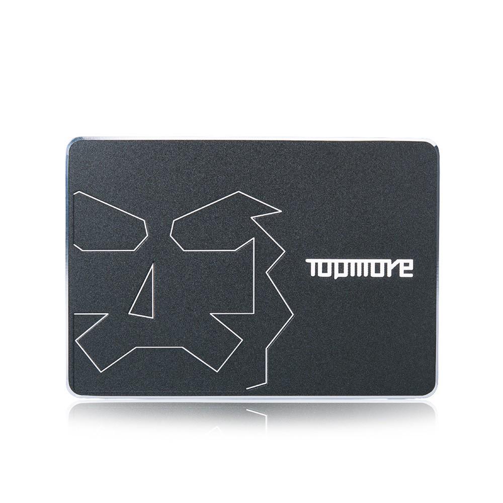 Topmore 達墨 240GB 2.5吋 SATAIII SSD(讀560M/寫520M/MLC/五年保 蝦皮24h