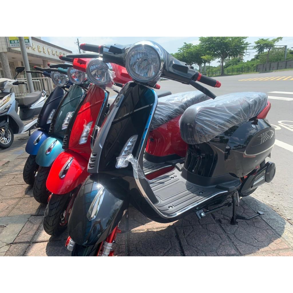 *【優惠價: 29800元.空車+58v鋰電池+免運】大偉士 綠色能源電動車 機車 自行車 腳踏車 電瓶車