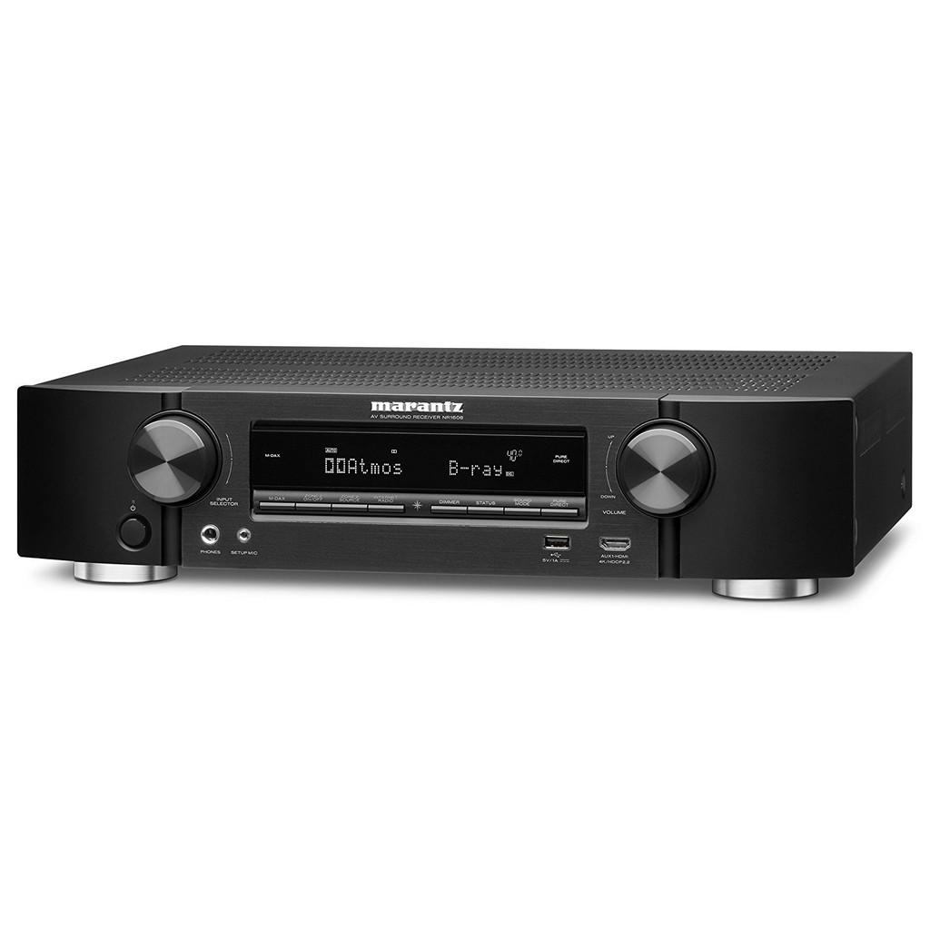 日本 marantz NR1608 擴大機 7.1聲道 NR-1608 DTS:X Dolby Atmos 【馬克叔叔】