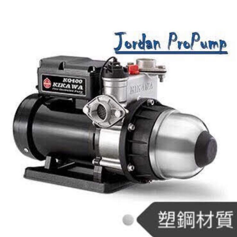 《Jordan》木川KQ-N系列電子穩壓加壓泵浦(KQ200N.KQ400N.KQ800N)加壓機.加壓馬達