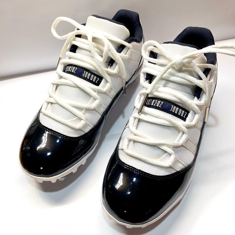 Jordan 11 棒壘球鞋 US9.5