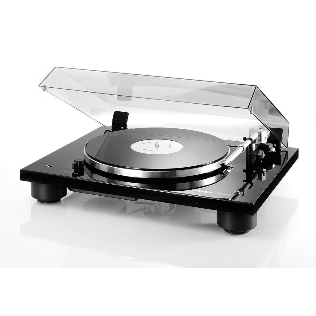 《南港-傑威爾音響》德國老牌 THORENS TD 206 黑膠唱盤