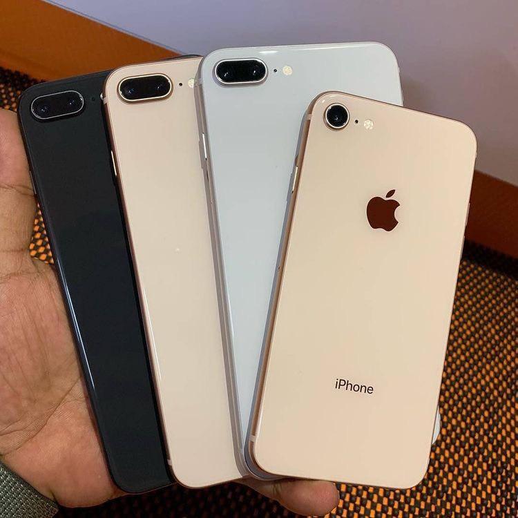 高雄【二手】活動價!! iPhone 8/8 Plus 4.7/5.5吋 64/256G 空機 顏色規格齊全 現貨