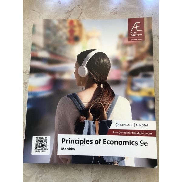 經濟學課本Principles of Economics 9e