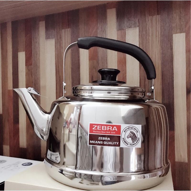 現貨~特價 ZEBRA 茶壺 斑馬牌笛音壺不鏽鋼壺A型 2.5L 3.5L 4.5L 7.5L厚料#304煮水壺燒水壺泡