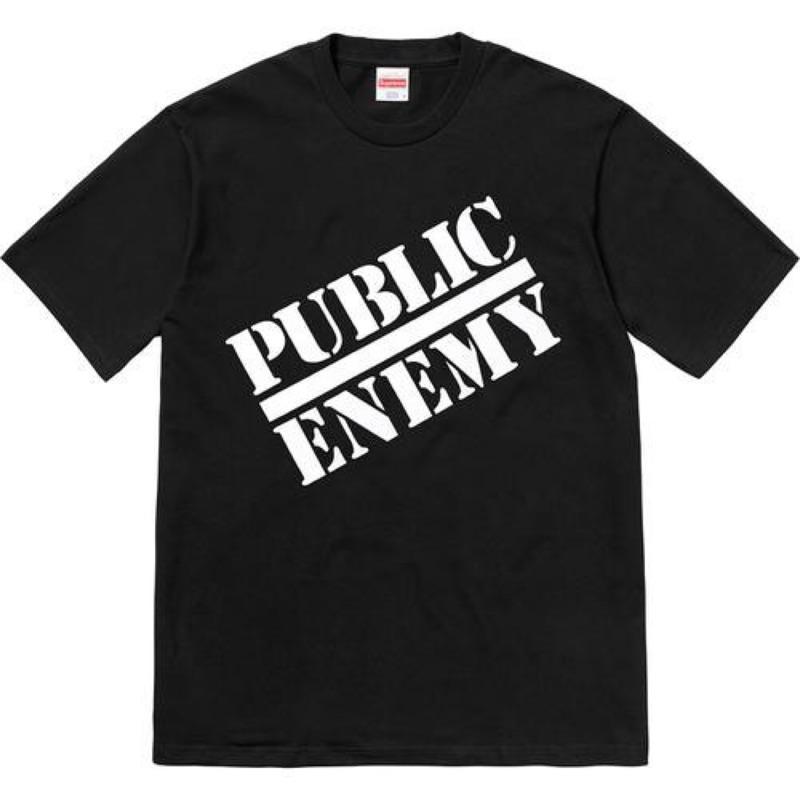 Supreme X Undercover Public Enemy Tee