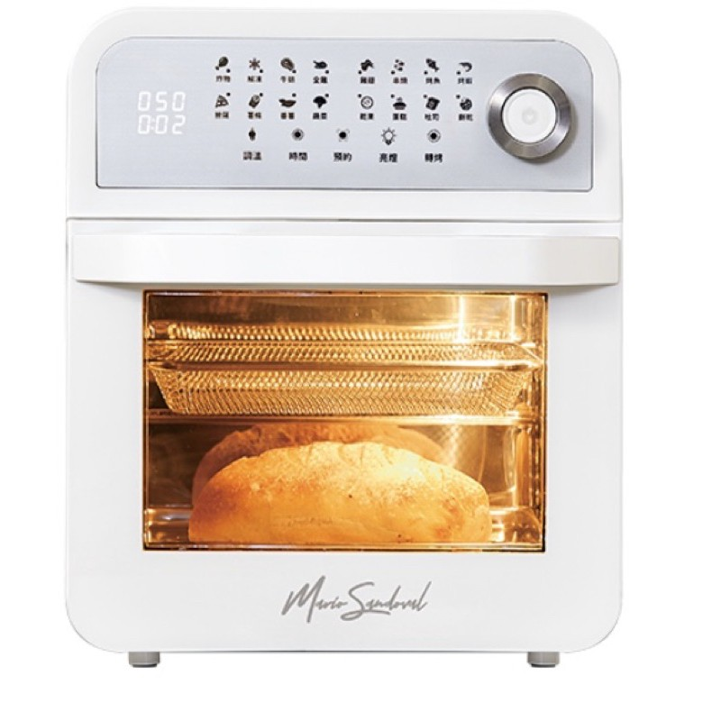 ARCOS多功能氣炸烤箱 12L (豪華配件全部附贈)