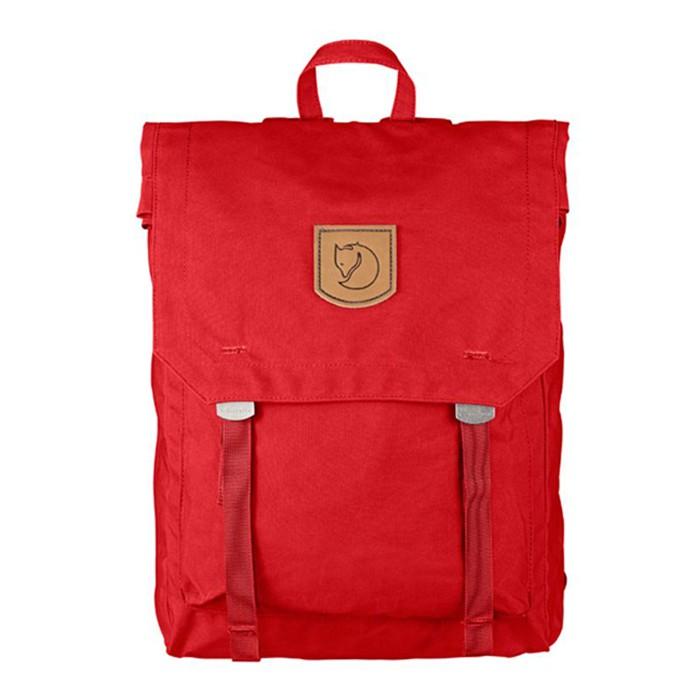 【Fjallraven北極狐】Foldsack No.1信封式筆電後背包- 420紫紅16L (FR24210)