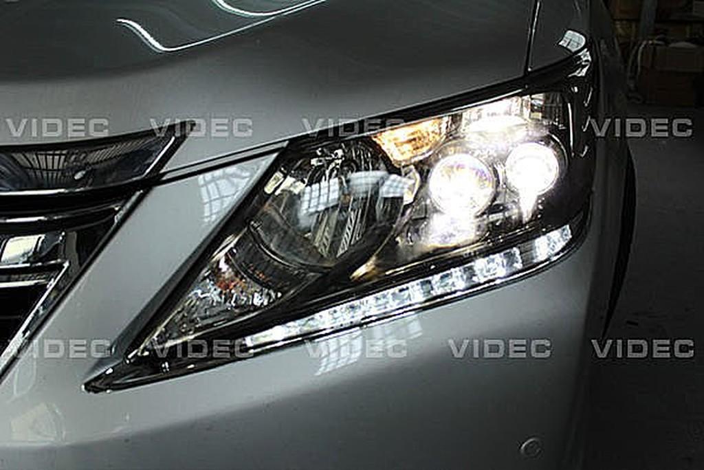 威德汽車精品 豐田 TOYOTA CAMRY 七代 大燈一體式 專用日行燈 晝行燈 行車燈