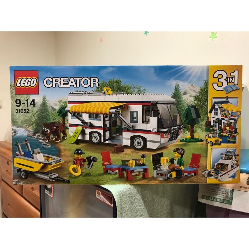 LEGO 31052 CREATOR 創意系列 度假露營車