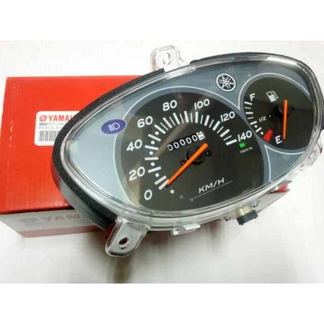 YAMAHA 山葉 原廠 勁風光 化油 125 儀錶 碼錶 儀表 碼表 儀錶板 碼表板