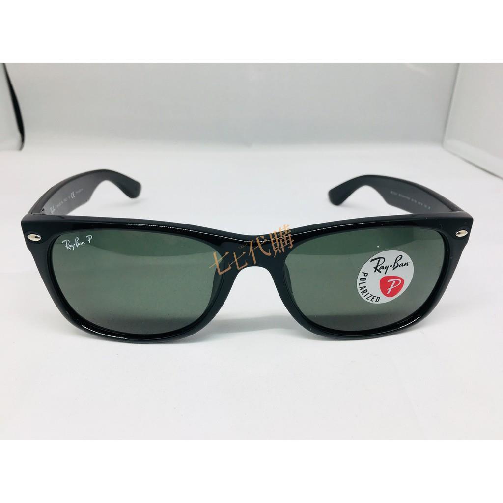 RAY BAN雷朋RB2132F-901/58經典復古太陽眼鏡58mm大框*