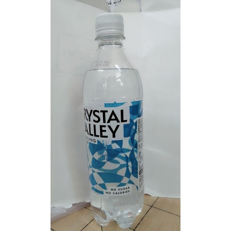 金車公司 CrystalValley礦沛氣泡水585毫升