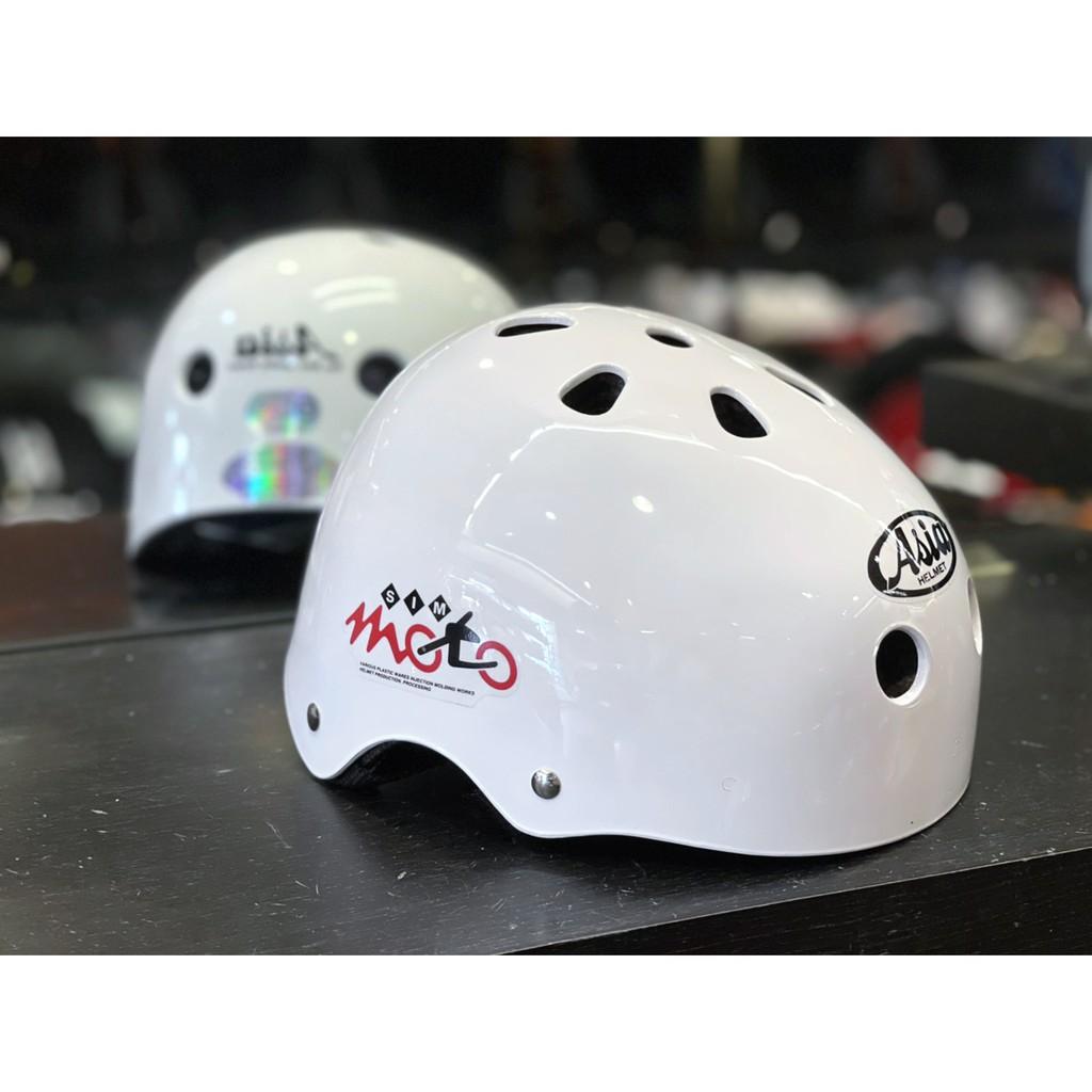 King2|ASIA 洞洞帽 運動帽 自行車帽 腳踏車帽 滑板 安全帽