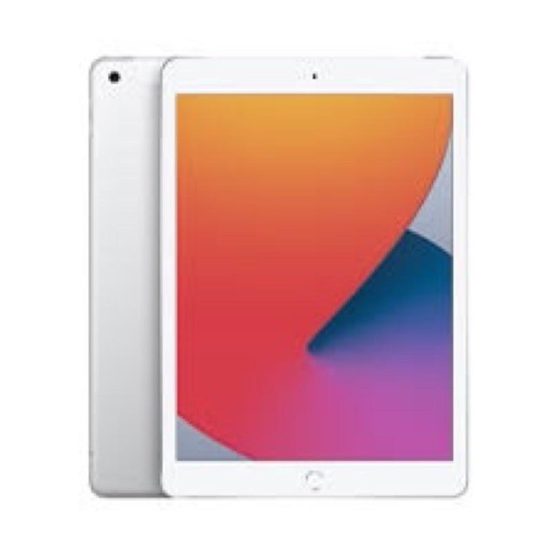 [二手 看詳情後聊聊] Apple ipad 8代 32G銀色(2021.06購入)(含moshi價值1690元保護殼)