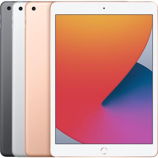 Apple iPad 8th 128G WiFi 10.2吋平板電腦 _ 台灣公司貨 (2020) + 贈品