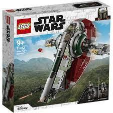 (全新未拆)LEGO 樂高 75312 星際大戰 Boba Fett's Starship™ 曼達洛人