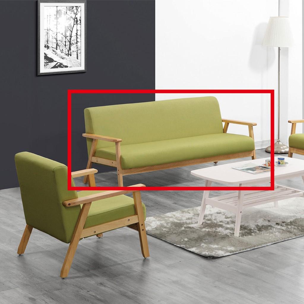 【157.5cm三人座布沙發-A208-12】 單人座 L型沙發 貓抓皮 布沙發 沙發床 沙發椅 【金滿屋】