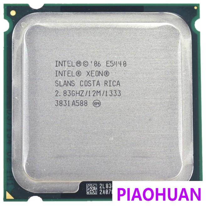 【臺灣現貨】Intel Xeon E5440 2.83GHz 12MB Quad-Core CPU Processo