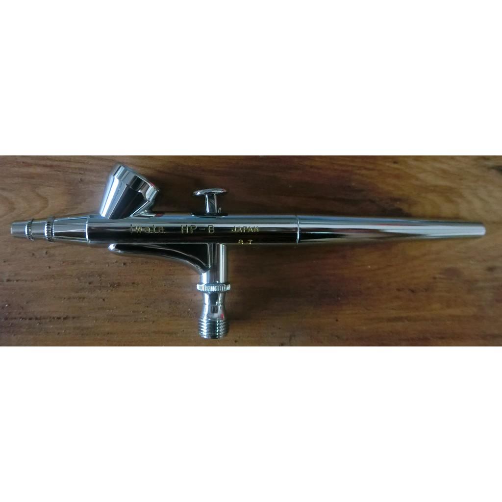 岩田iwata日本原裝HP-B噴筆(噴槍)模型噴筆 指甲彩繪 美術噴筆口徑0.2mm