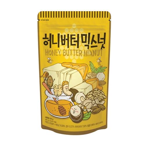 韓國 Tom's 綜合堅果(蜂蜜奶油味)220g【小三美日】D206474