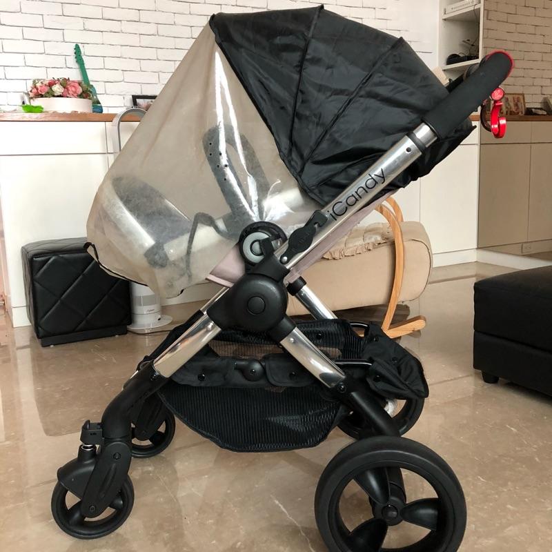 二手 iCandy推車 Peach3 限定顏色 貝克漢同款嬰兒車