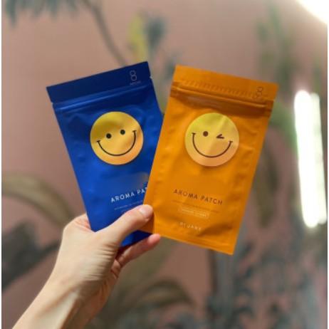 Ms.挖鼻孔 秒出貨 韓國 BY JANE AROMA PATCH 口罩香氛貼 香氛貼片 香味 貼片 柑橘香氛 薄荷氛氛