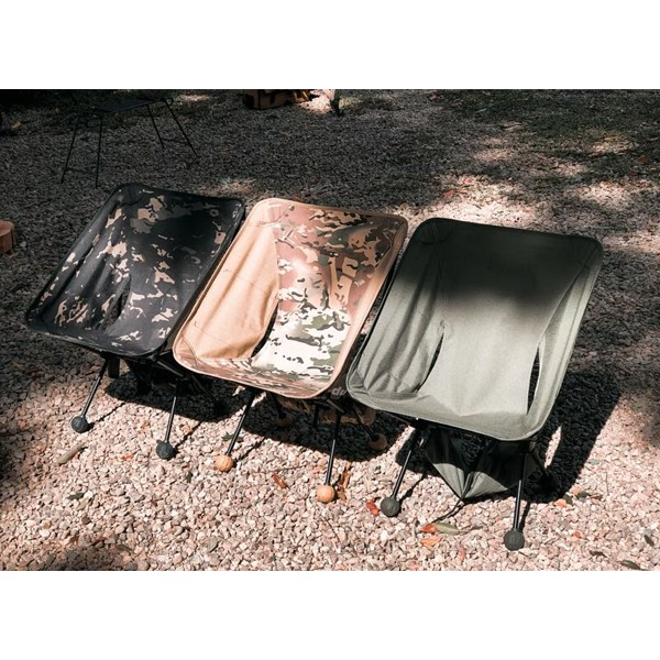 台灣-【CAMPING BAR】 戰術椅 混色迷彩/ 軍綠(兩色) 戶外桌椅 / 露營桌椅 / 野餐配件