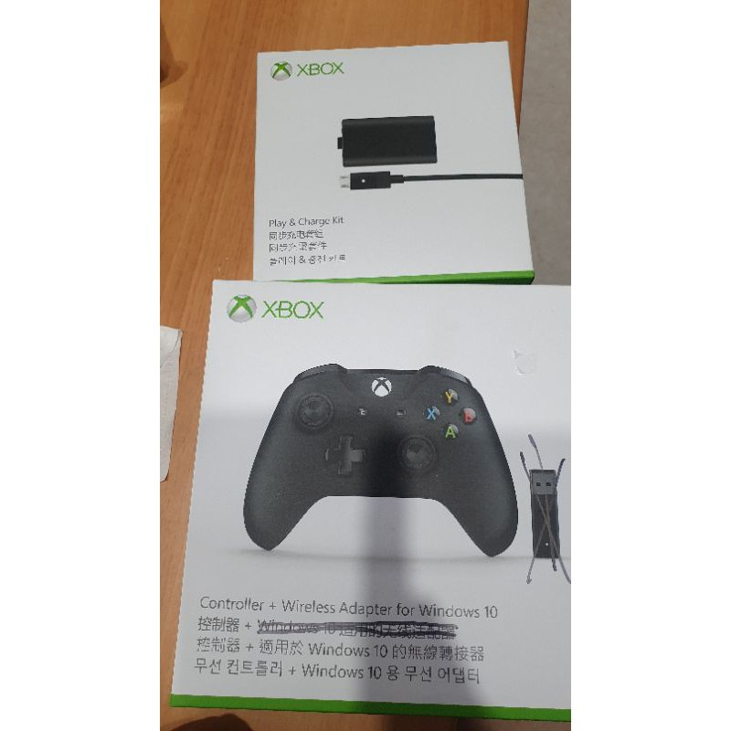 Xbox one 無線手把加充電模組 二手