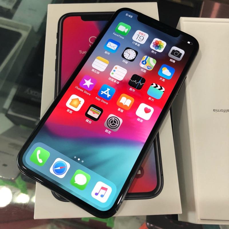 刷卡分期 iPhone X iX iPhoneX 256G 5.8吋 二手機 臺中 永和 實體店 取貨付款 NCC認證