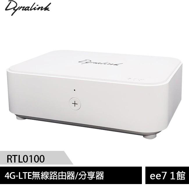 Dynalink RTL0100 4G-LTE無線路由器/分享器【ee7-1】