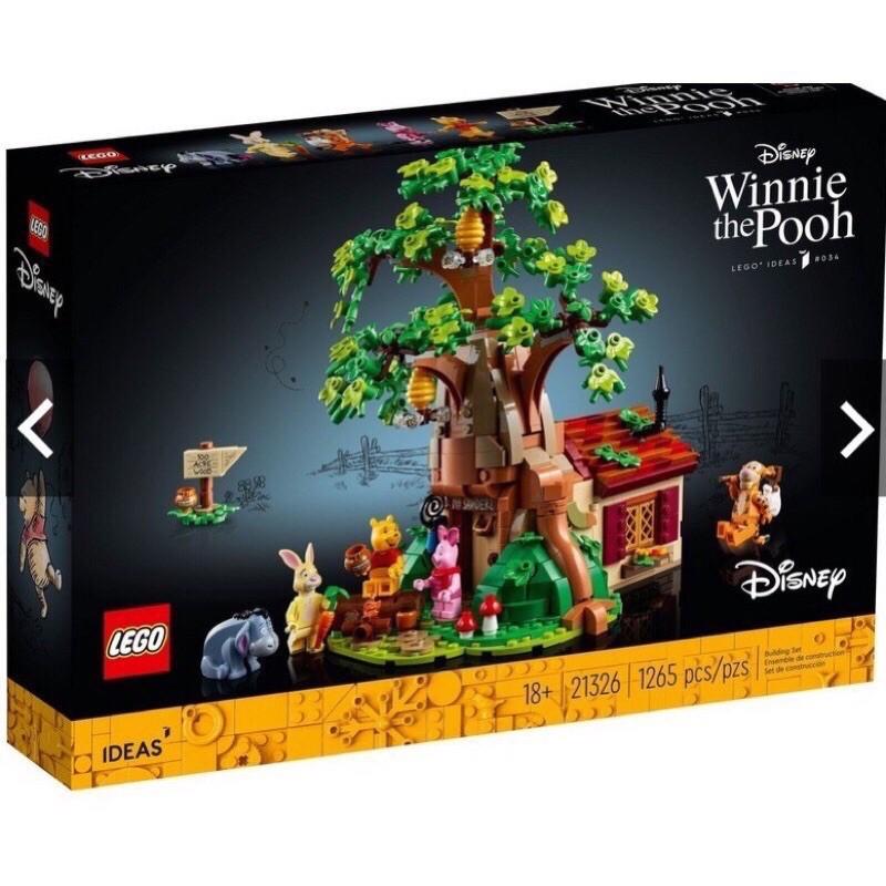 限量現貨!LEGO 21326 Winnie the Pooh 樂高 小熊維尼!