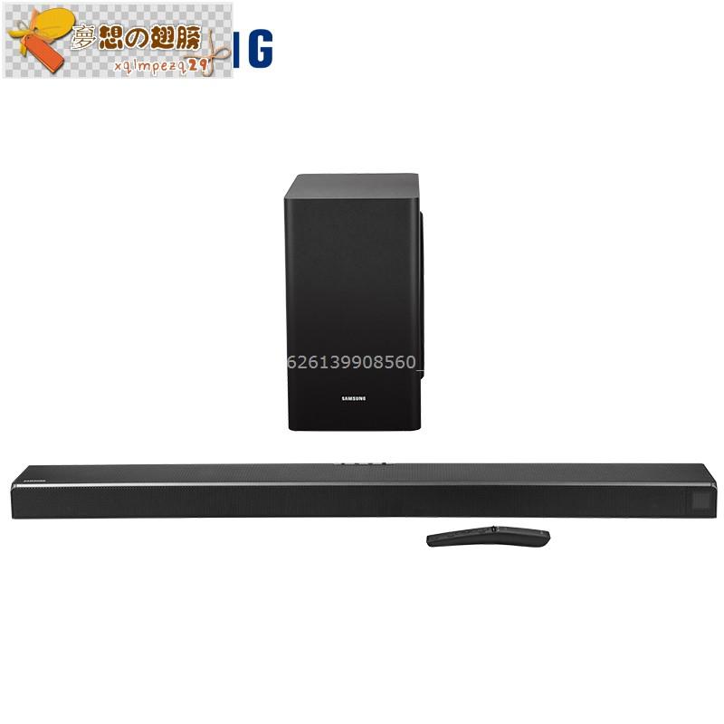 三星SAMSUNG HW-Q60T DTS Virtual: X全景音效回音壁電視投影音響